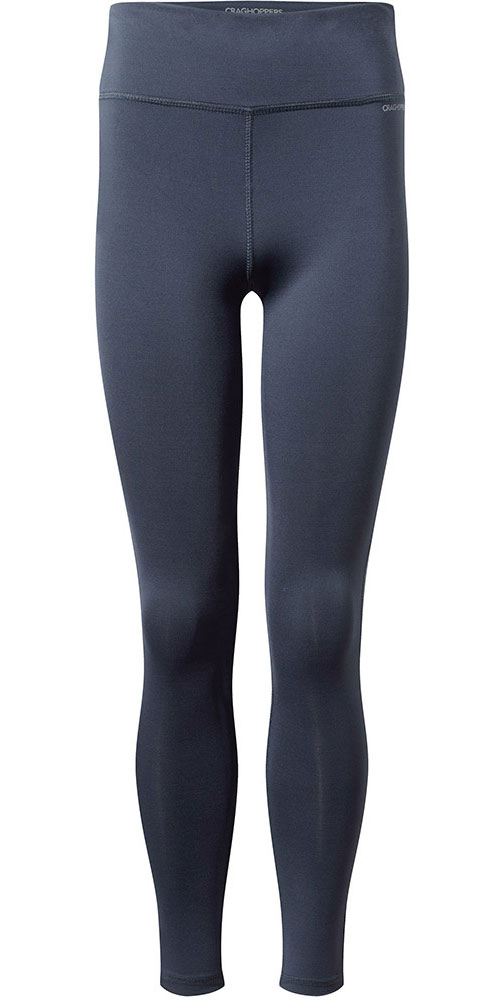 Craghoppers Girls' NosiLife Parkes Tights Soft Navy 0
