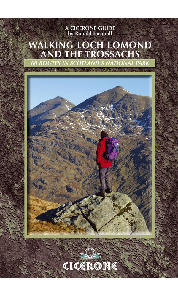 Cicerone Walking Loch Lomond and The Trossachs 0