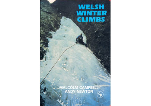 Cicerone Welsh Winter Climbs Guide Book 0