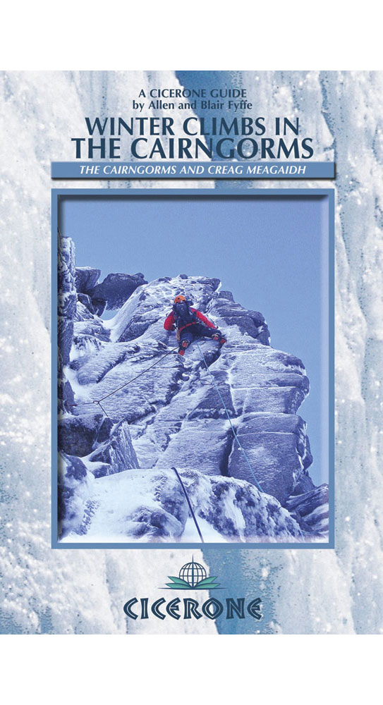 Cicerone Winter Climbs in the Cairngorms  Guide Book 0