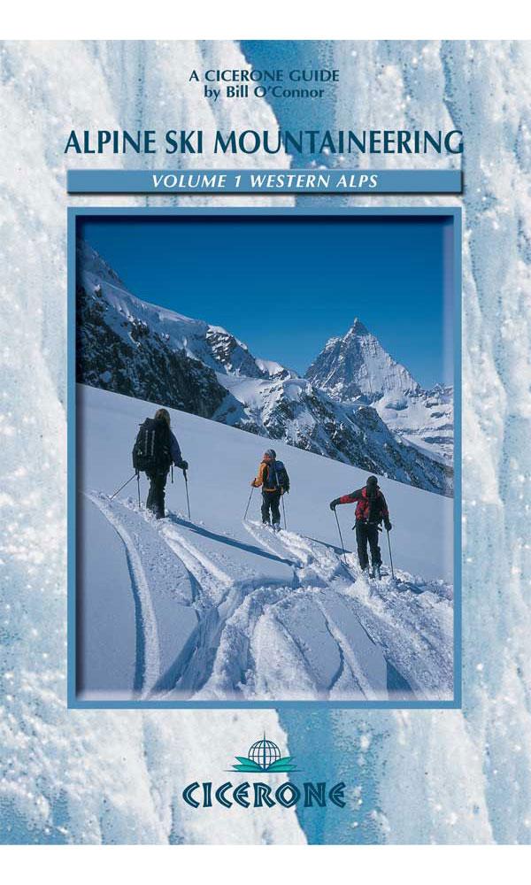 Cicerone Alpine Ski Mtneering Vol 1 Western Alps 0