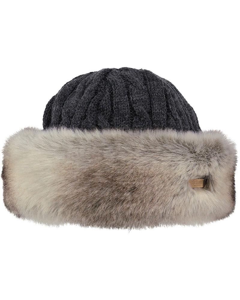 Barts Women's Fur Cable Bandhat Rabbit 0