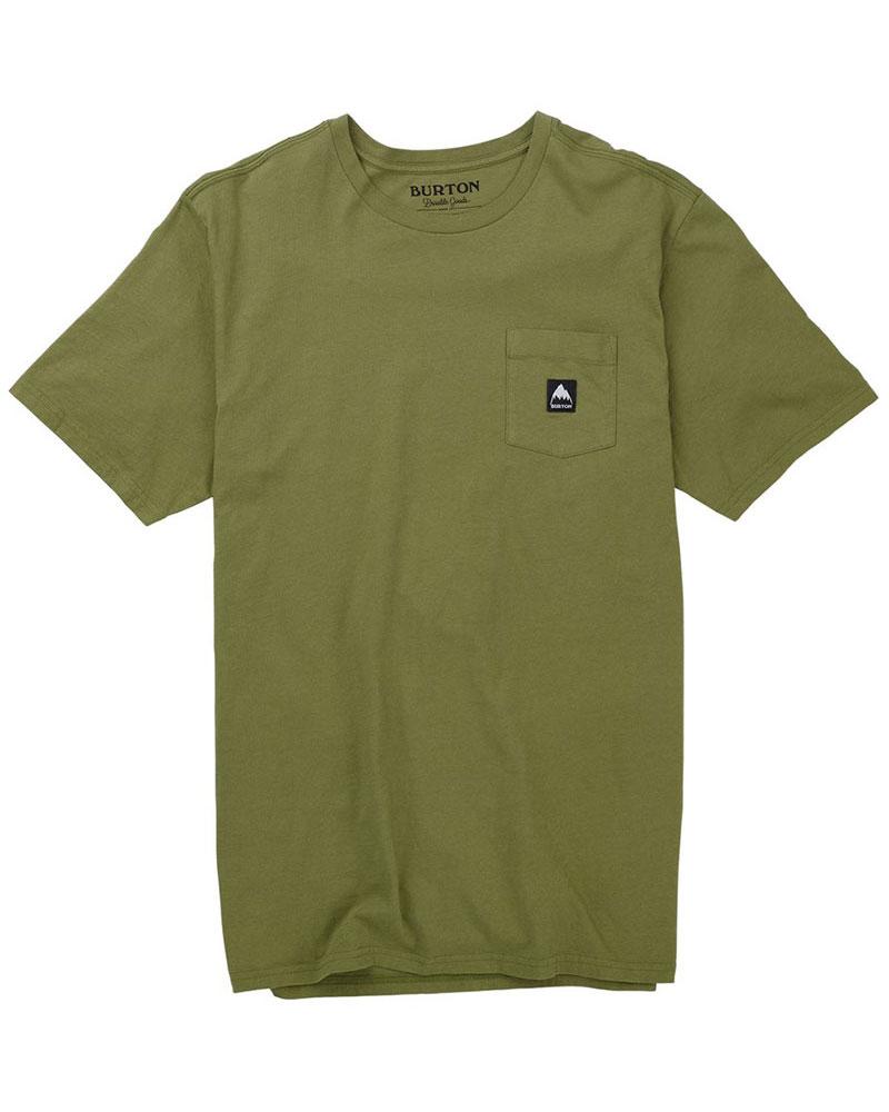 Burton Men's Colfax Short Sleeve T-Shirt 0