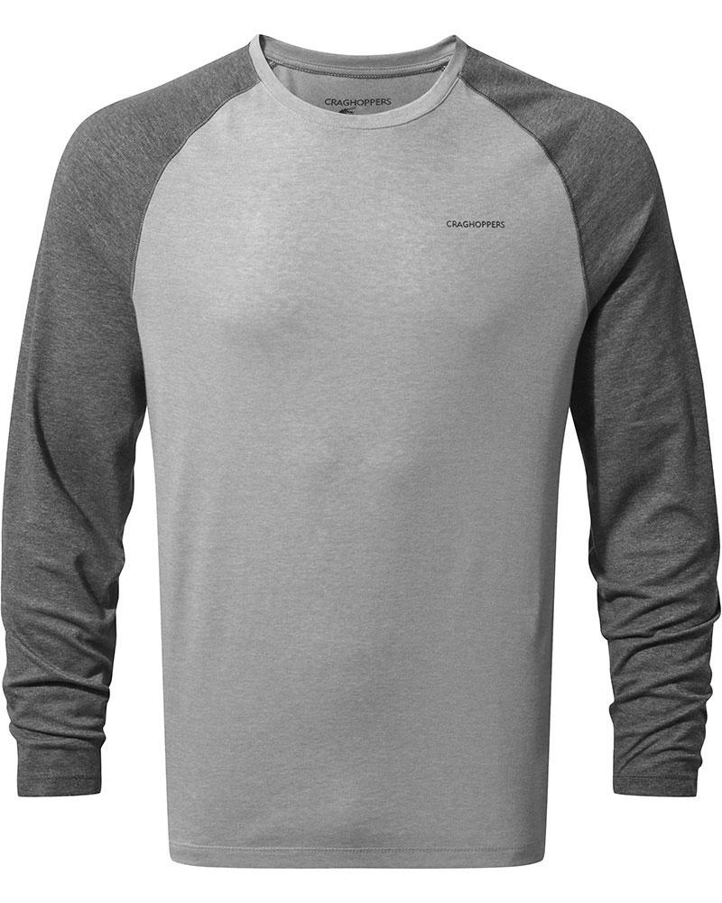 Craghoppers Men's NosiLife Bayame L/S T-Shirt 0