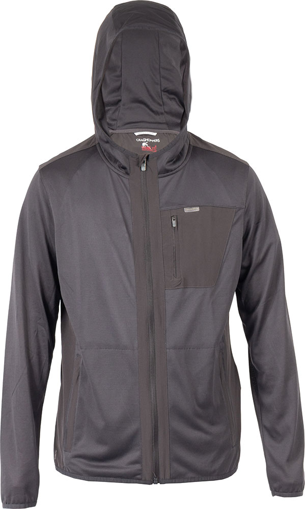 Craghoppers Mens Nosilife Elgin Hooded Jacket