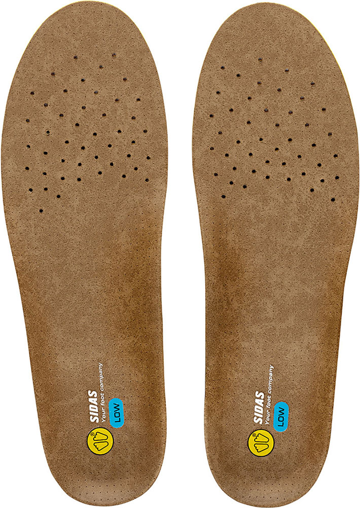 Sidas 3Feet Outdoor Low Insoles 0