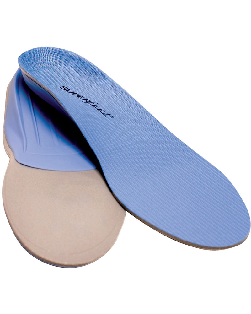 Superfeet Active Blue Insoles 0