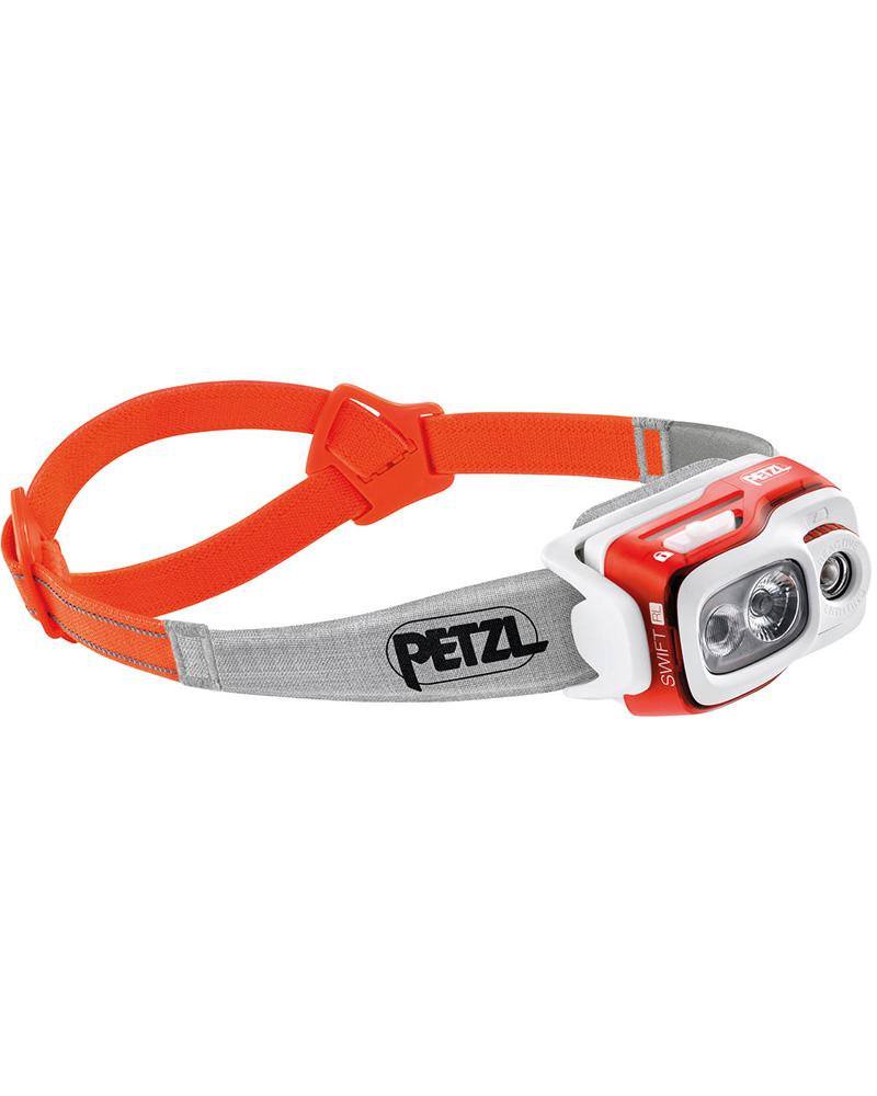 Petzl Swift RL Head Torch Orange 0