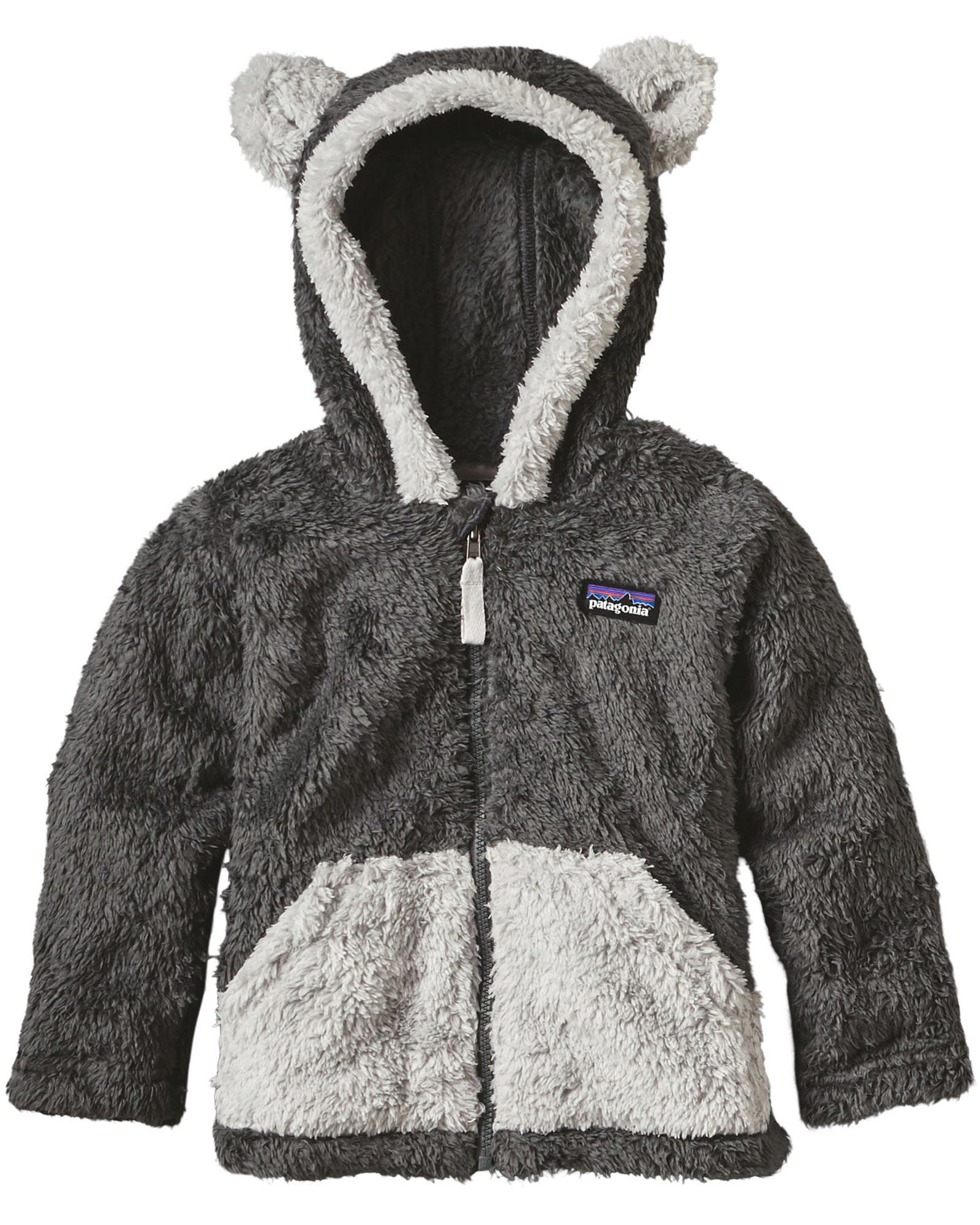Patagonia Baby Furry Friends Hoody 0