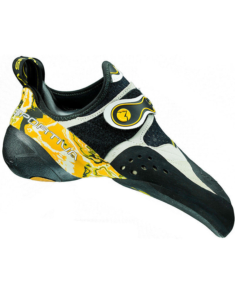 La Sportiva Men's Solution Climbing Shoes 0