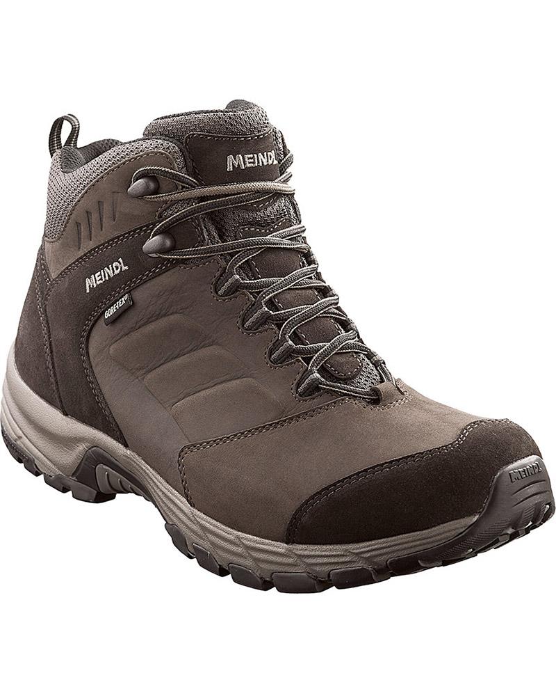 Meindl Men's Vitalis Mid GORE-TEX 13-17 Walking Boots Mahogony 0