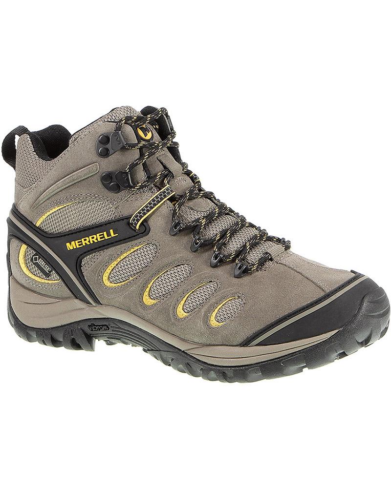 Merrell Men's Chameleon 5 Mid GORE-TEX Walking Boots 0