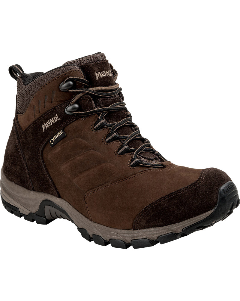 Meindl Women's Vitalis Mid GORE-TEX Walking Boots Mahogany 0