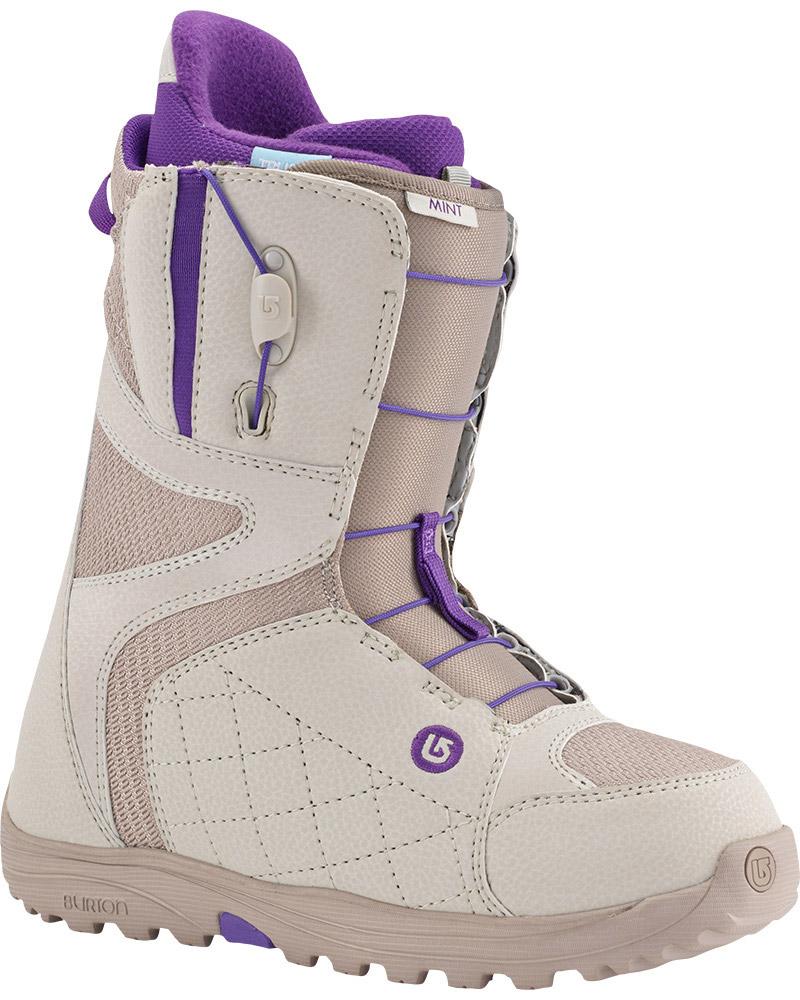 Burton Women's Mint Snowboard Boots 2015 / 2016 No Colour 0