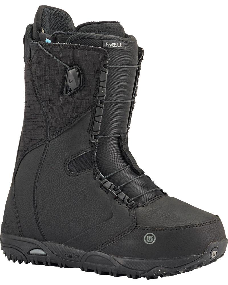 Burton Women's Emerald Snowboard Boots 2016 / 2017 Black 0