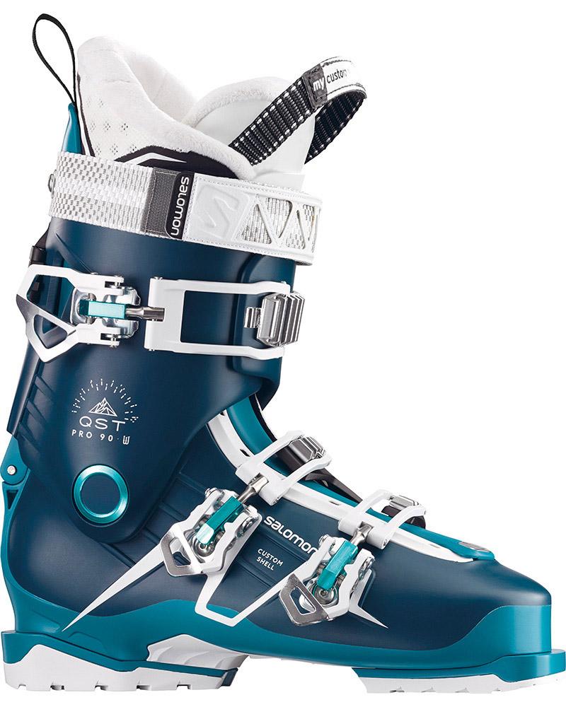 Salomon Women's QST Pro 90 W Ski Boots 2016 / 2017 0