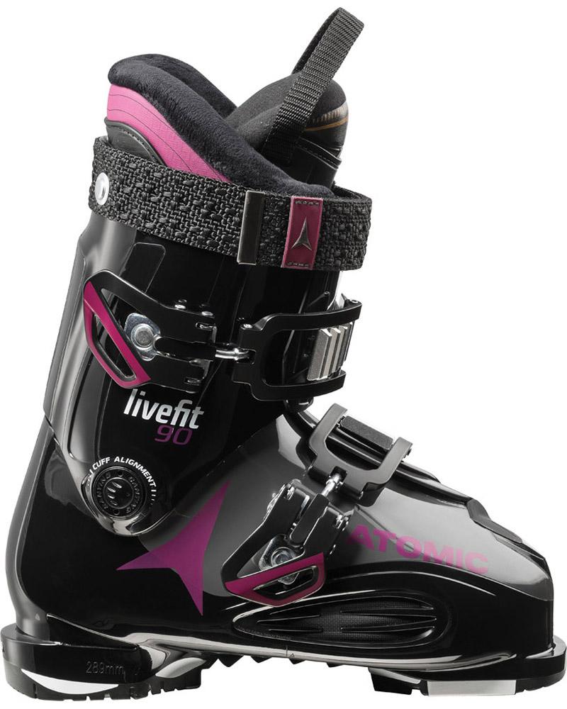 Atomic Women's Live Fit 90 W Ski Boots 2018 / 2019 0