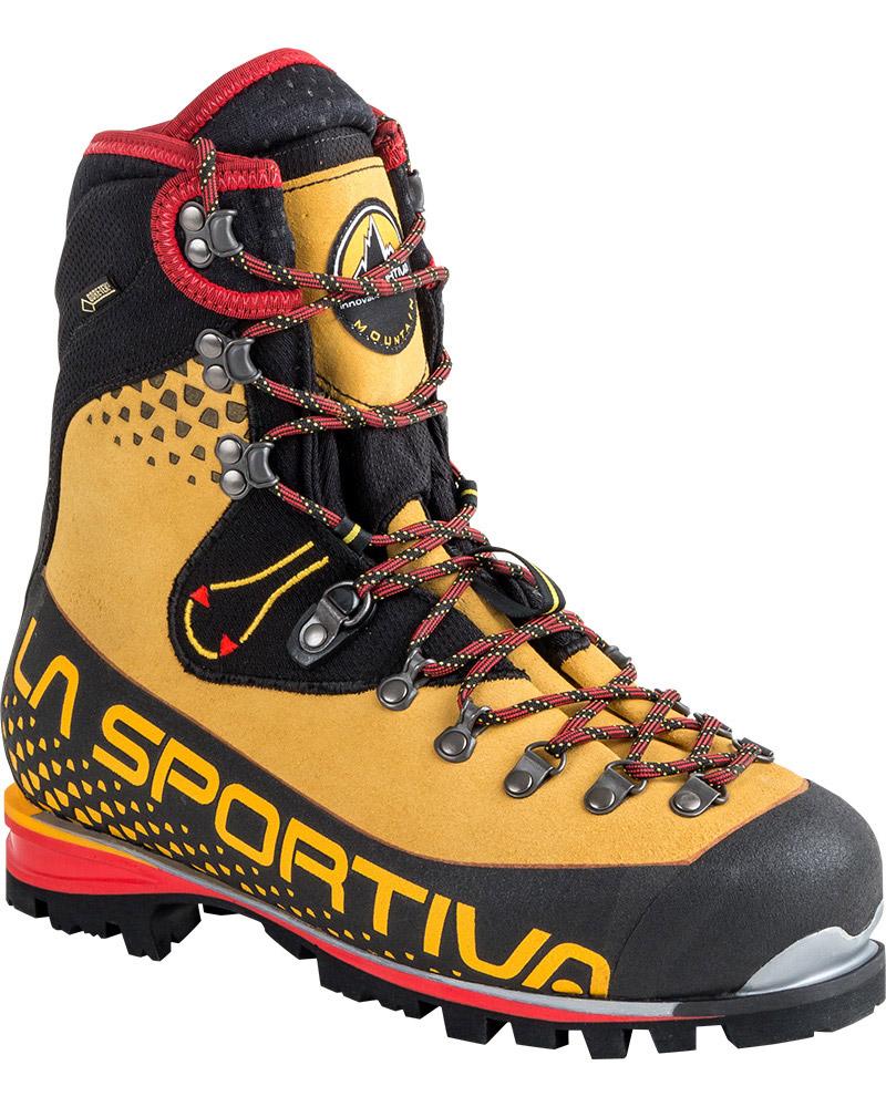 La Sportiva Men's Nepal Cube GORE-TEX Mountaineering Boots Yellow 0