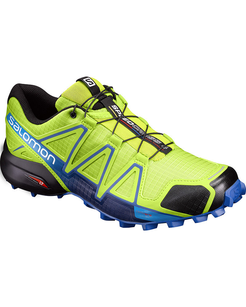 Salomon Men's Speedcross 4 Trail Running Shoes 0
