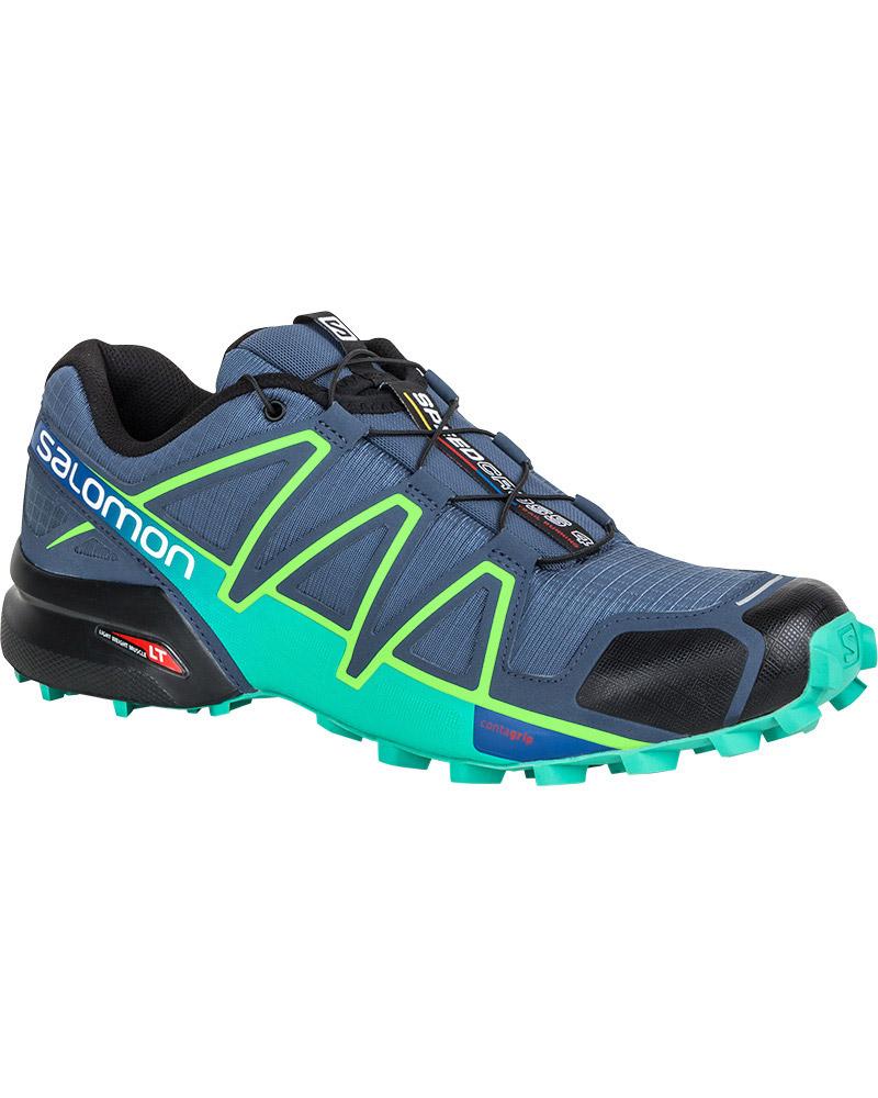 Salomon Women's Speedcross 4 Trail Running Shoes 0