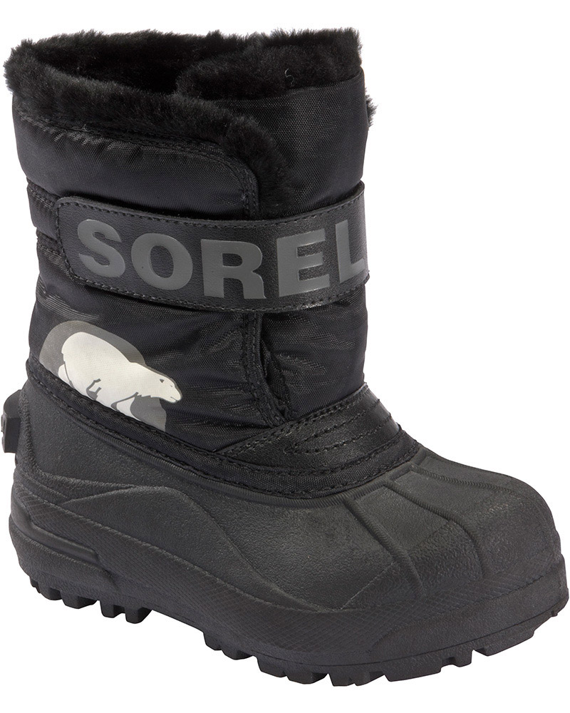 Sorel Snow Commander Toddler Snow Boots 0