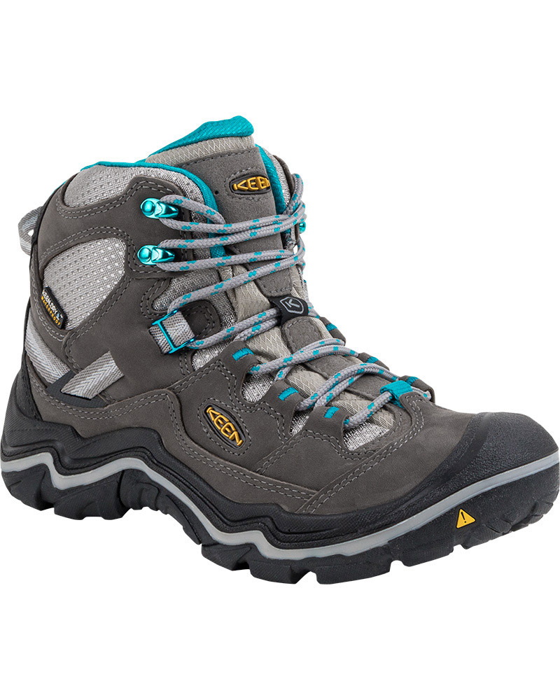 Keen Women's Durand Mid Waterproof Walking Boots 0