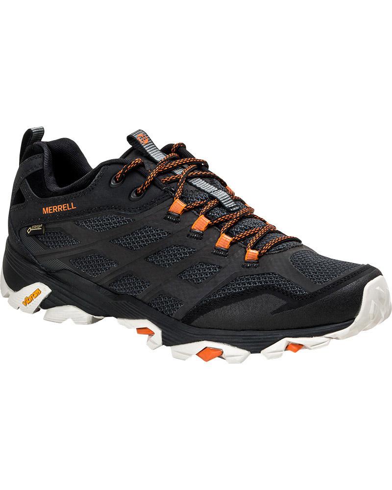 Merrell Men's Moab FST GORE-TEX Walking Shoes 0