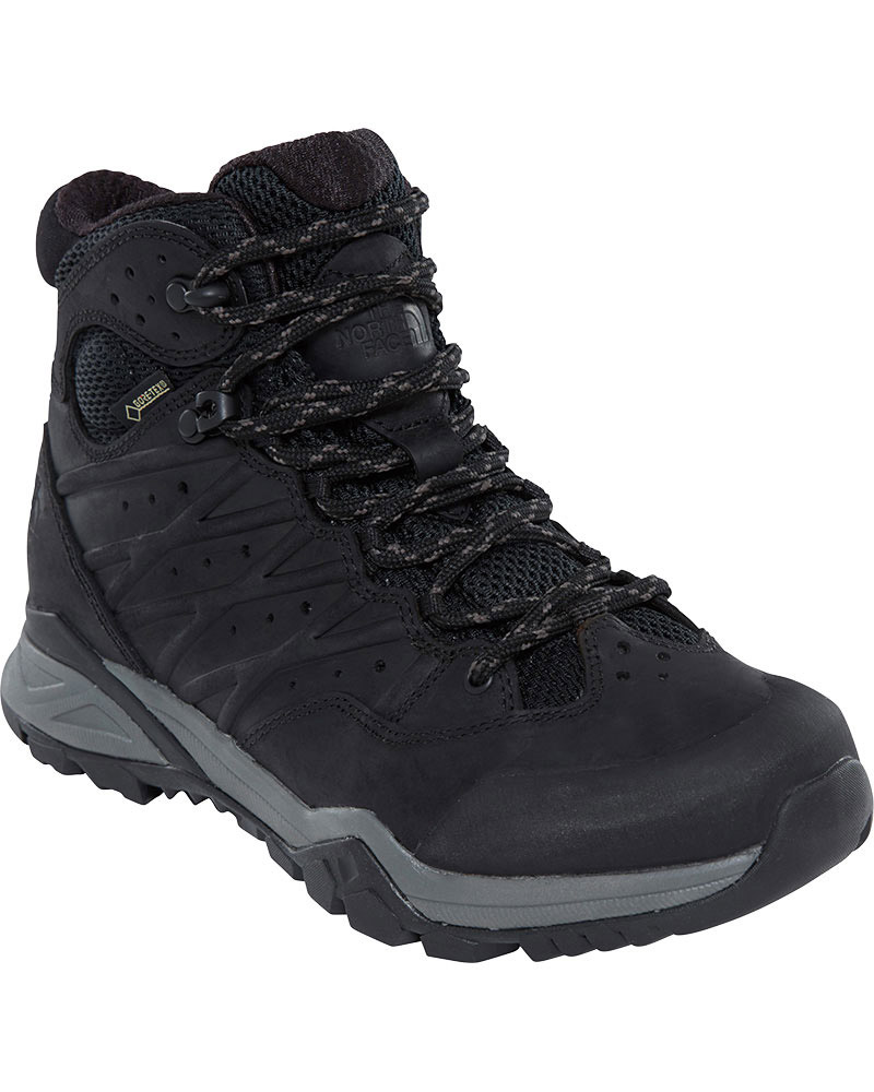 The North Face Women's Hedgehog Hike II Mid GORE-TEX Walking Boots TNF Black/TNF Black 0