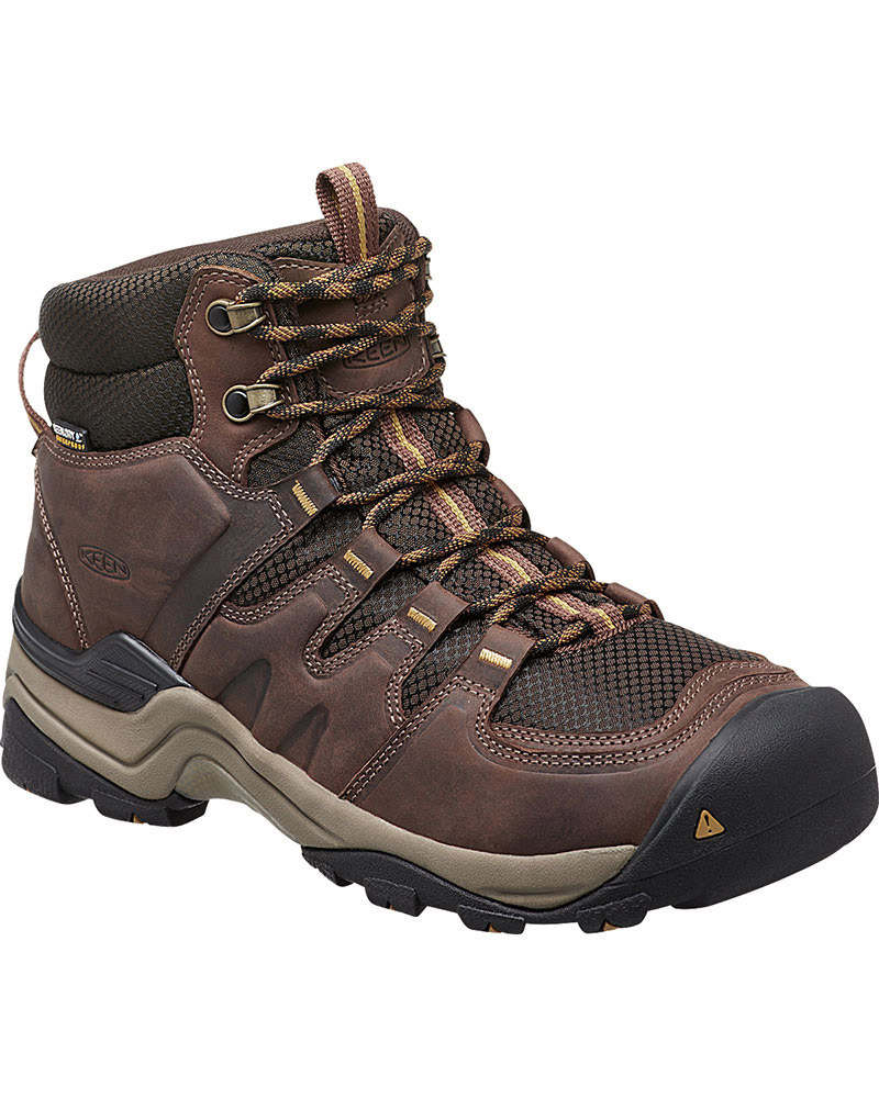 Keen Men's Gypsum Mid Waterproof Walking Boots 0
