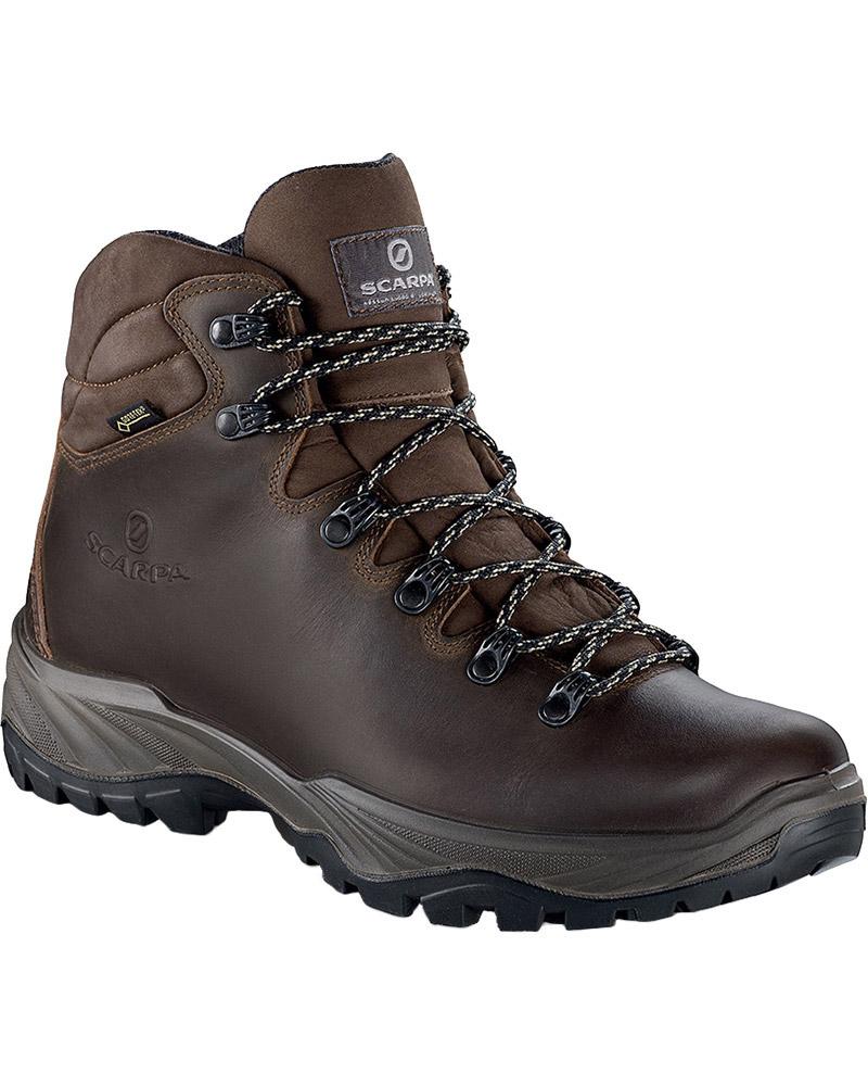 Scarpa Men's Terra GORE-TEX Walking Boots Brown 0