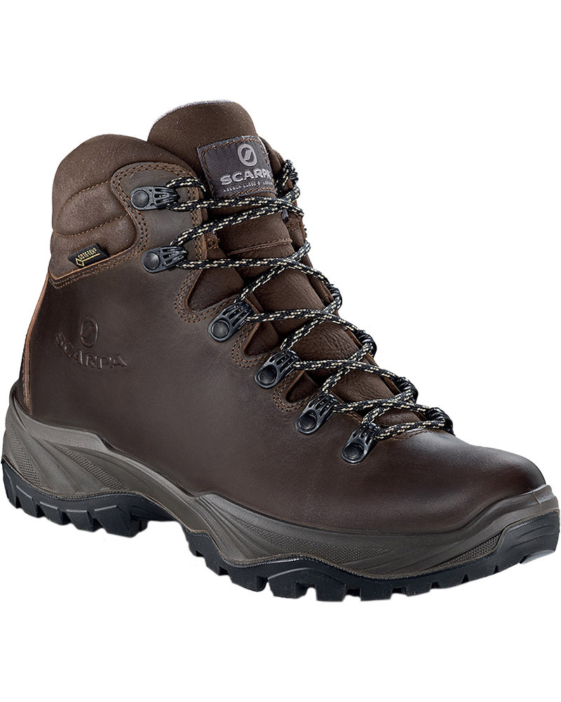 Scarpa Women's Terra GORE-TEX Walking Boots Brown 0