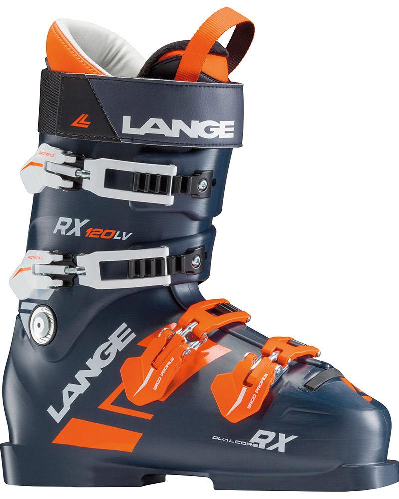 Lange Men's RX 120 L.V. Ski Boots 2018 / 2019 0
