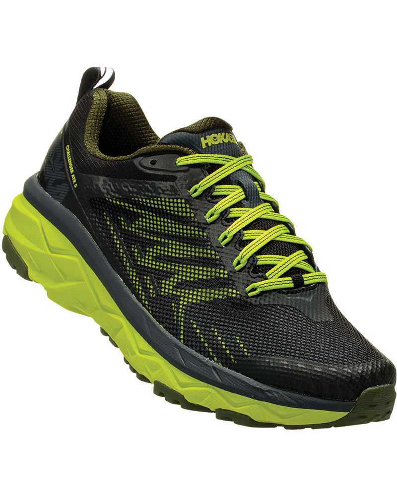 Hoka One One Men's Challenger ATR 5 Trail Running Shoes 0