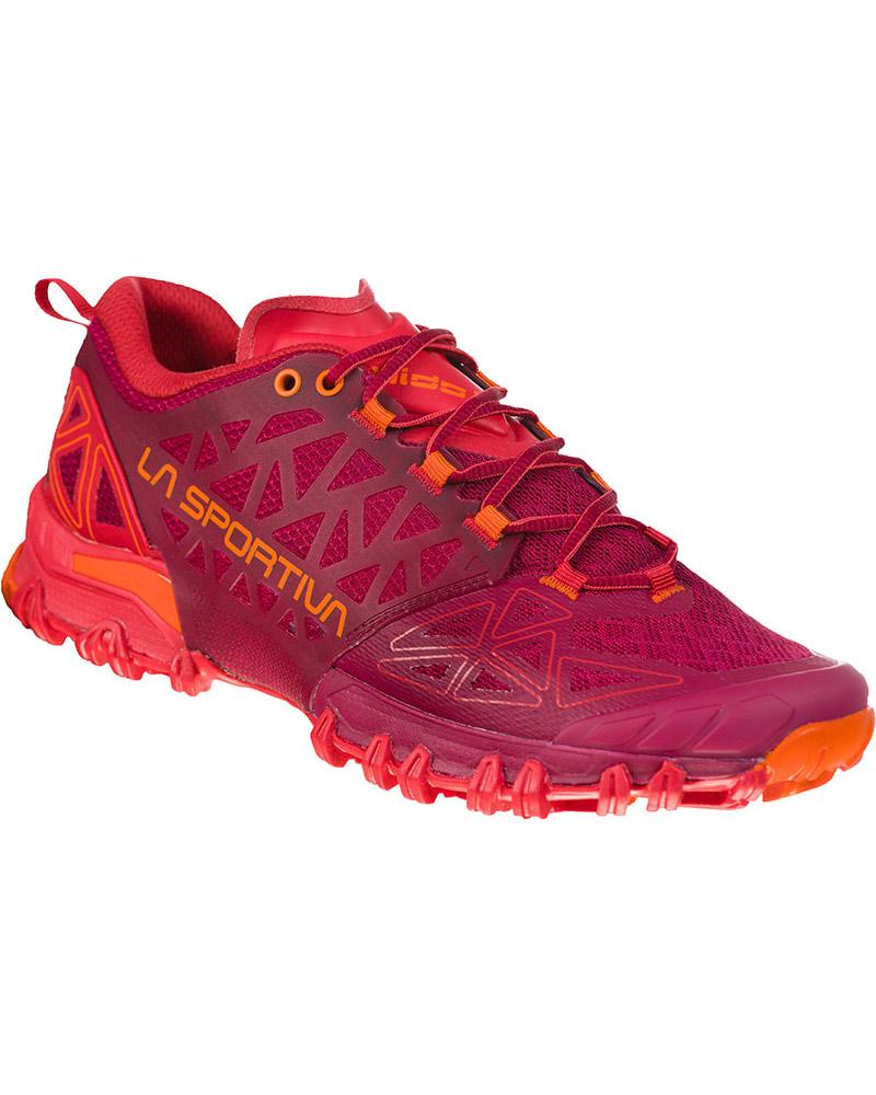 La Sportiva Women's Bushido II Trail Running Shoes 0
