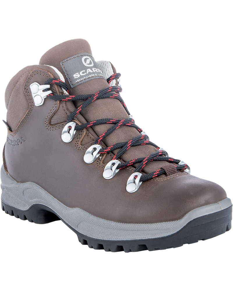 Scarpa Kids' Terra Waterproof Walking Boots Brown 0
