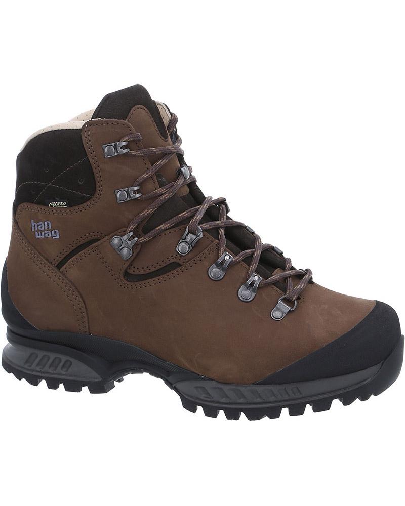 Hanwag Men's Tatra II GORE-TEX Walking Boots Brown 0