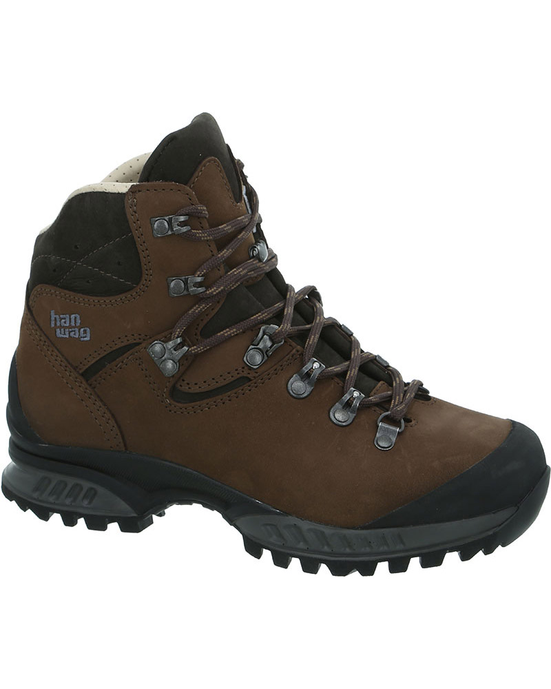 Hanwag Women's Tatra II GORE-TEX Walking Boots Brown 0