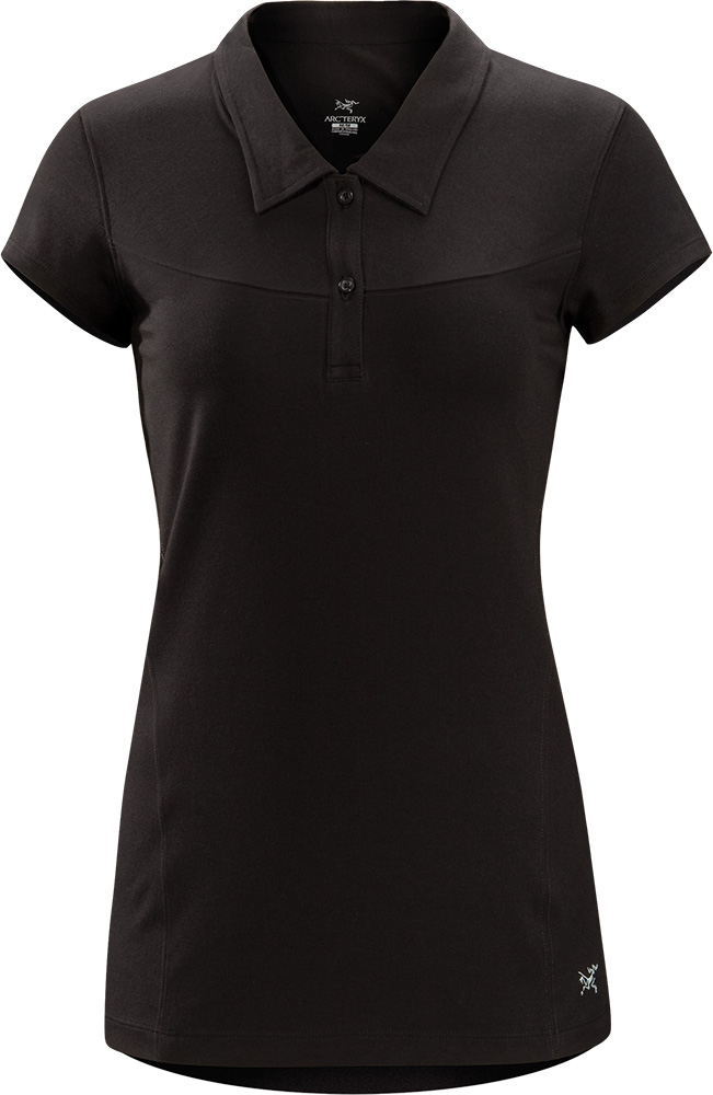 Arc'teryx Women's S/S Motive Polo 0