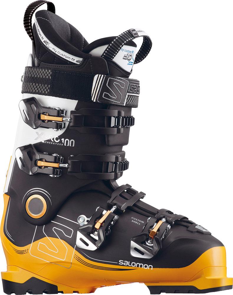 Salomon X Pro 100 Ski Boots 2017 / 2018 0