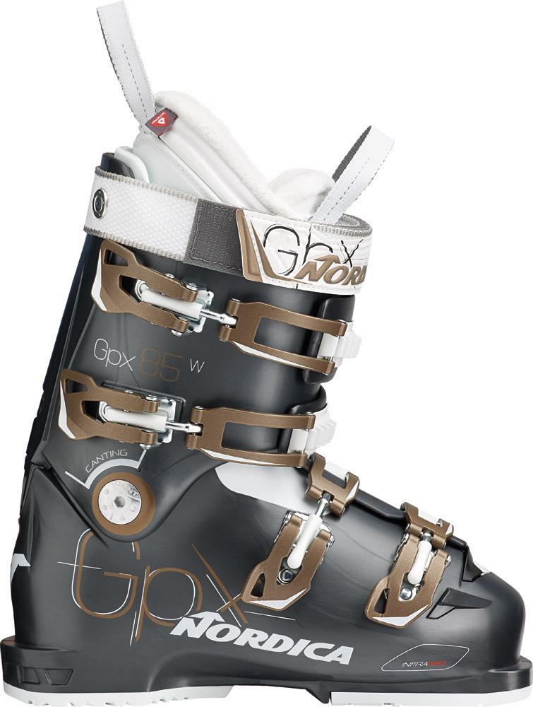 Nordica Women's GPX 85 W Ski Boots 2017 / 2018 0