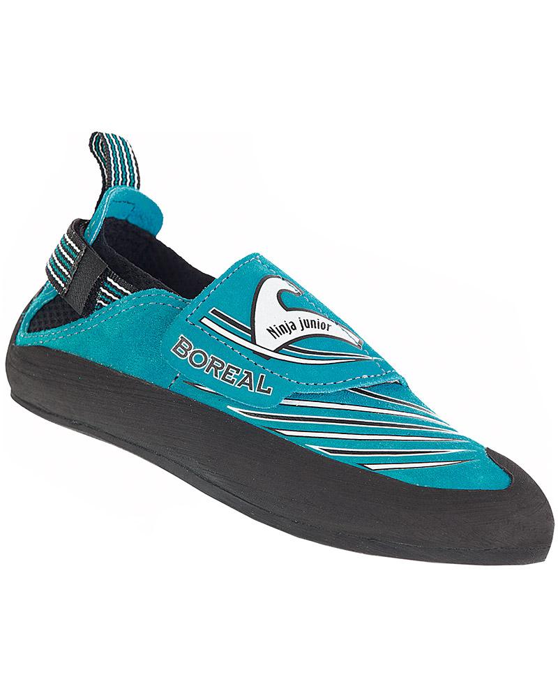 Boreal Kids' Ninja Jr Climbing Shoes Azul Blue 0
