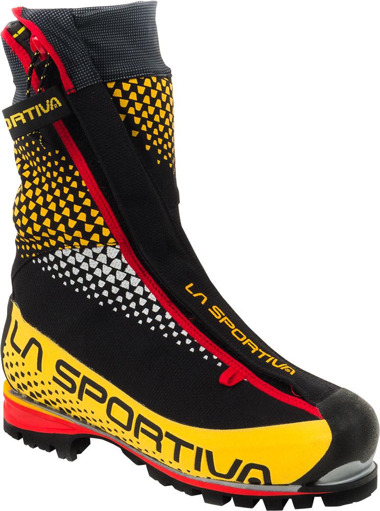 La Sportiva G5 Mountaineering Boots Black/Yellow 0