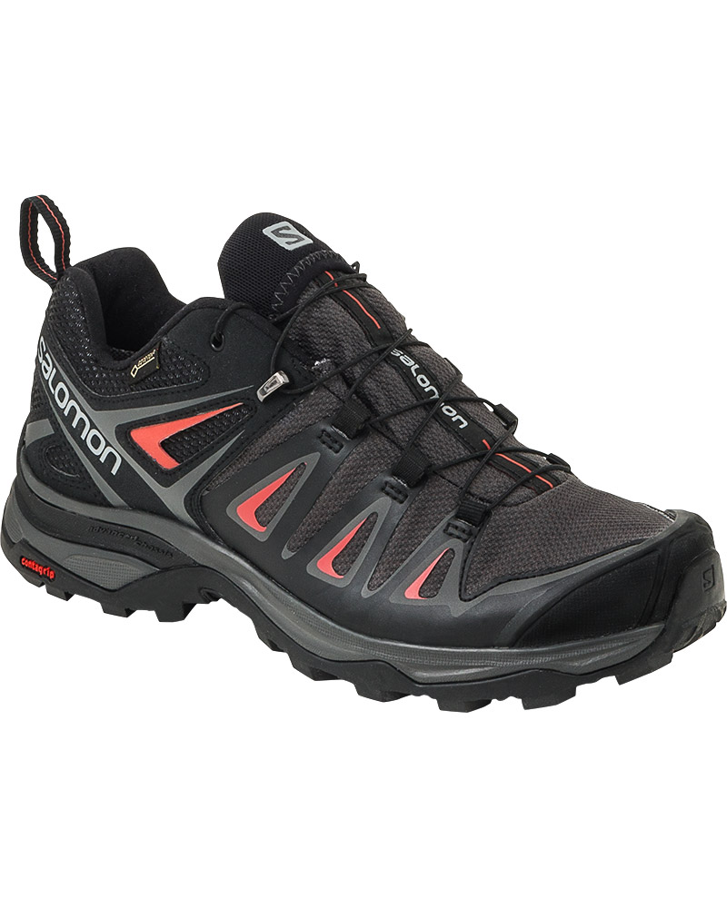 Salomon Women's X Ultra 3 GORE-TEX Walking Shoes 0