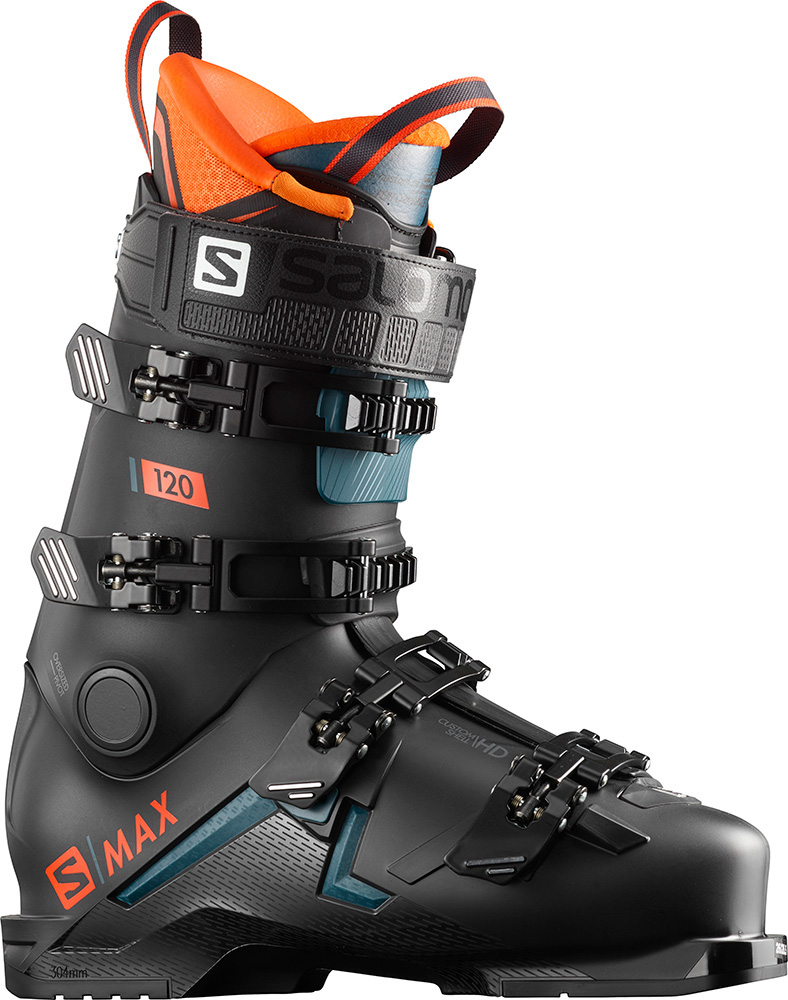 Salomon Men's S/MAX 120 Ski Boots 2019 / 2020 0