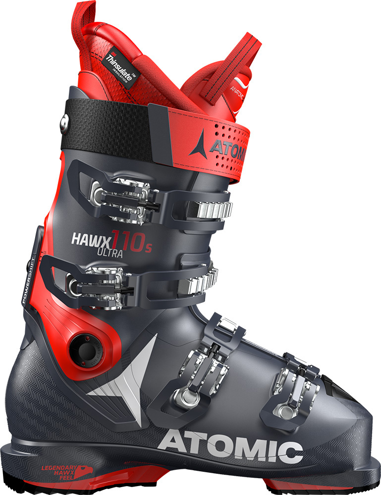 Atomic Men's Hawx Ultra 110 S Ski Boots 2019 / 2020 Dark Blue/Red 0