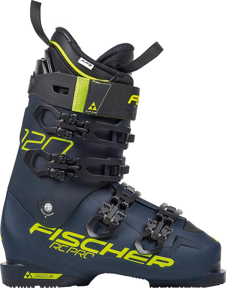 Fischer Men's RC Pro 120 PBV Ski Boots 2019 / 2020 Dark Blue 0