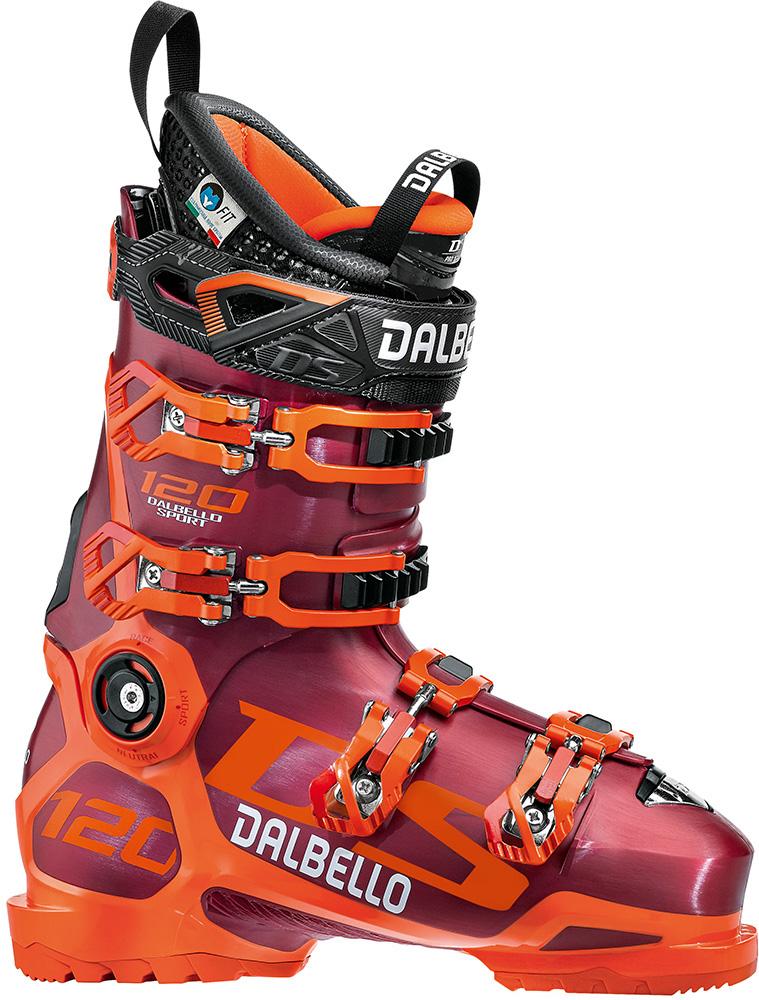 Dalbello Men's DS 120 Ski Boots 2018 / 2019 0