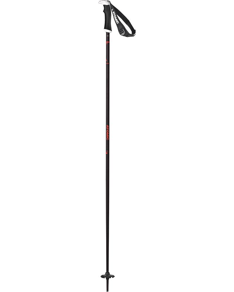 Atomic Women's AMT SQS W Ski Poles 2019 / 2020 Grey/Red 0