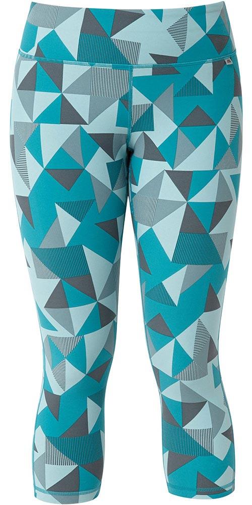 Mountain Equipment Women's Cala Crop Leggings Chalk Blue 0
