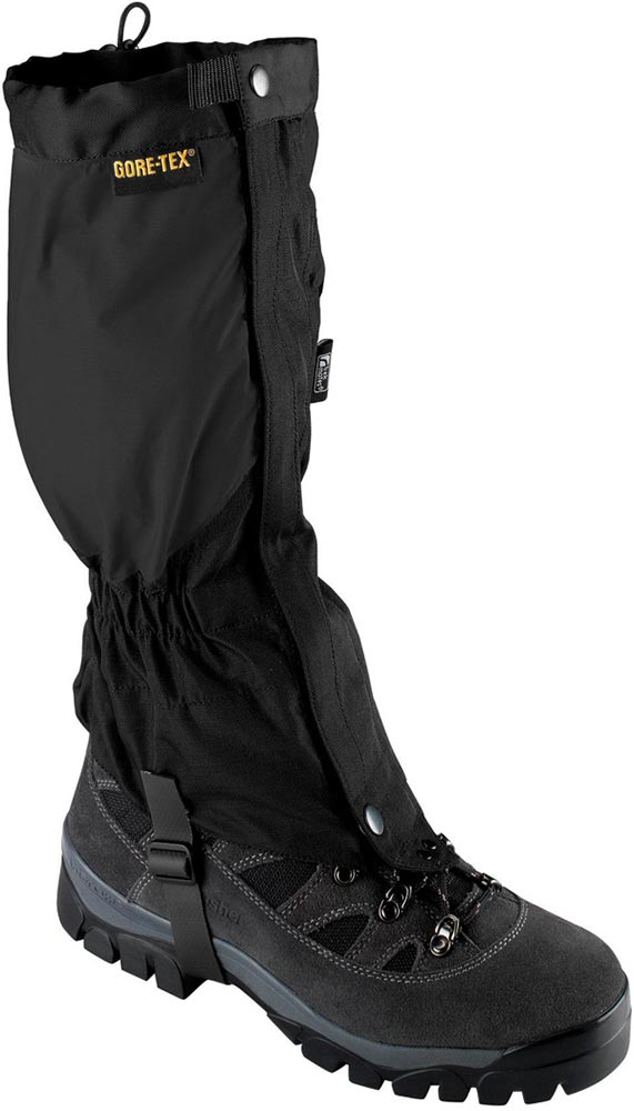 Trekmates Sprint GORE-TEX Pro Gaiters Black 0